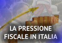 la pressione fiscale in Italia